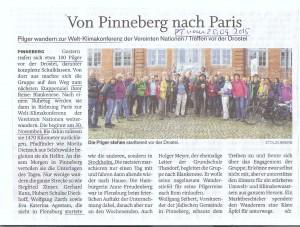 PT vom 25.09.15_Pilgertour Paris